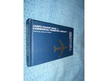 Jane's Pocket Book 3 - Commercial Transport Aircraft