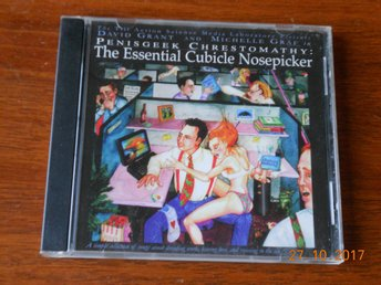 TASM LAB - Penisgeek Chrestomathy: The Essential Cubicle Nosepicker, CD USA 1999