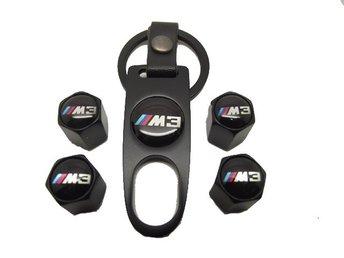 Ventilhattar BMW M3 4st + nyckelring st.. (310821487) ᐈ Inkbuddy på Tradera 5cbcd798f4269