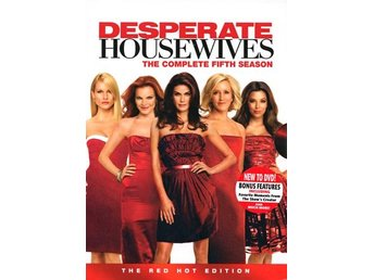 Desperate Housewives / Säsong 5 (7 DVD)