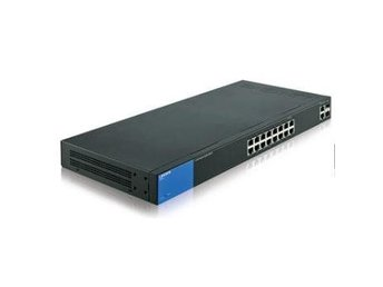 Linksys Smart Gigabit Switch PoE+ 18-port 125W