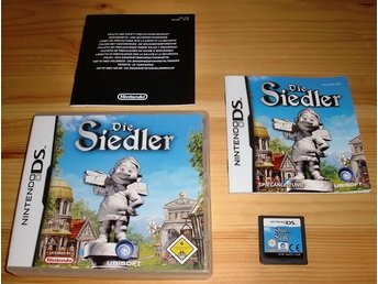 DS: Settlers