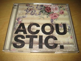 ACOUSTIC.  VARIOUS ARTISTS.     EVA CASSIDY, COLDPLAY,DOVES ,M.FL.  DUBBEL-CD!