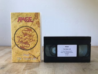 Rage - The video link - VHS