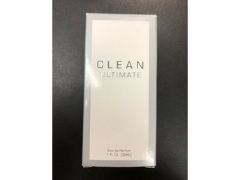 CLEAN Ultimate Woman Edp 30 ml