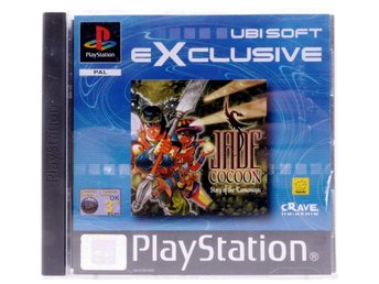 Jade Cocoon (Ubisoft Exclusive) - PS1 - PAL (EU)