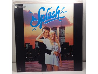 Splash (Darryl Hannah, Tom Hanks, Ron Howard) Laserdisc 1LD B8-11