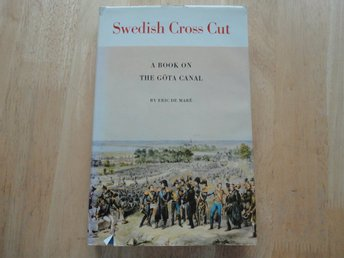Swedish Cross cut - a book on the Göta canal