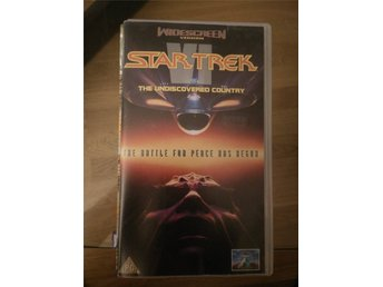 Star Trek 6 the undiscovered country Widescreen