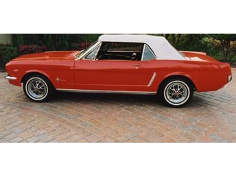 Ford Mustang Cab  1965