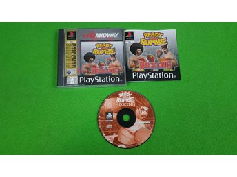Ready 2 Rumble Playstation ps1