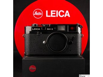 "Leica M4-2 Black Chrome  ""Wetzlar marked"" Collectable"