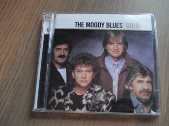 "Moody Blues "" GOLD "" 2 CD"