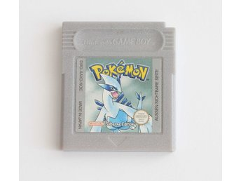 Pokemon Silver - Gameboy