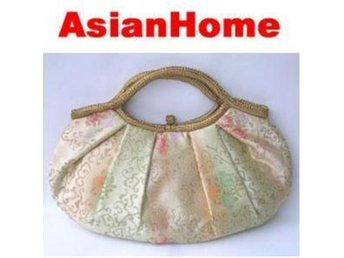 *AsianHome* NY! Japanska Embroided Satin Handväskor (b11)
