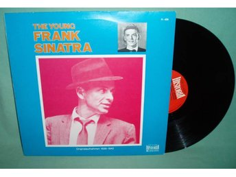 SINATRA, FRANK - The Young Frank Sinatra , LP ,