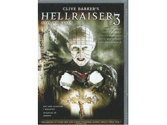HELLRAISER 3 - HELL ON EARTH  ( SVENSKT TEXT )