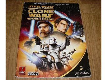 Spelguide: Star Wars the Clone Wars Republic Heroes