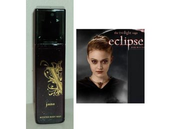 JANE TWILIGHT ECLIPSE Scented Body Mist 75ml No Box - JANE