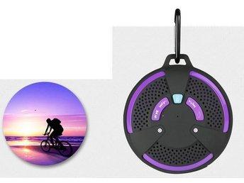 Bike Stereo sport Bluetooth smart ljud Högtalare purple - Shanghai - Bike Stereo sport Bluetooth smart ljud Högtalare purple - Shanghai