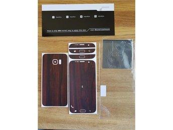 Dbrand skin dark wood Samsung Galaxy S7 edge - Motala - Dbrand skin dark wood Samsung Galaxy S7 edge - Motala