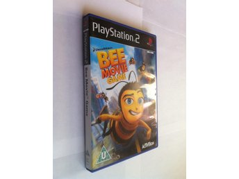 PS2: Bee Movie Game