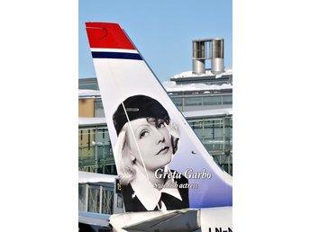 Zvezda 1/144 Boeing 787-9 Dreamliner NORWEGIAN decal w. Greta Garbo - Lund - Zvezda 1/144 Boeing 787-9 Dreamliner NORWEGIAN decal w. Greta Garbo - Lund