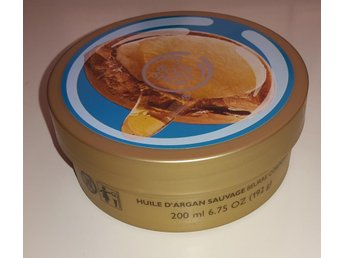 THE BODY SHOP // WILD ARGAN OIL // BODY BUTTER // 200 ml //