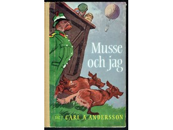 Carl A Andersson - Musse och jag (1963)