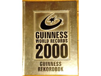 ** GUINESS WORLD RECORDS 2000 **