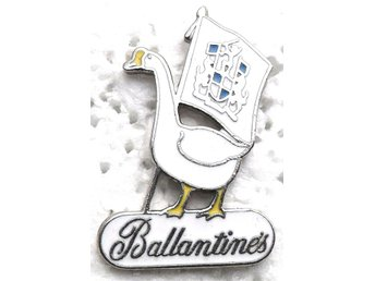 Pin - Whiskey - Ballantines