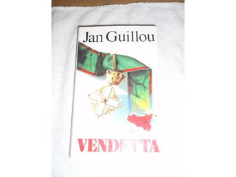 Jan Guillou - Vendetta - Inbunden