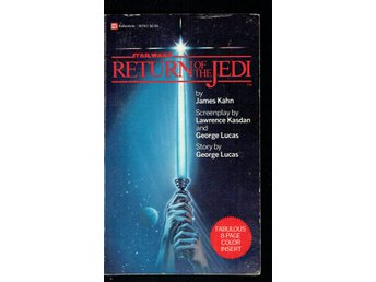 Star Wars - Return of the Jedi (På engelska)