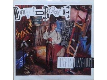 David Bowie title *Day-In Day-Out *EU  7""