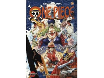 One Piece #38 - Raketmannen (Beg)