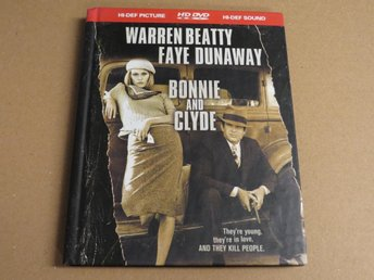 BONNIE & CLYDE (HD DVD) Warren Beatty