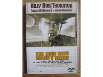 The Man Who Wasnt There 2-Disc Färg & Svart/Vit