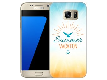 Samsung Galaxy S7 Skal Summer Vacation