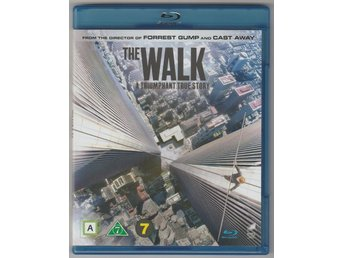 Javascript är inaktiverat. - Västra Frölunda - THE WALK - BLU-RAY DVDALL MY DVD,S ARE IN MINT CONDITIONONLY PLAYED ONE TIMELANGUAGE : ENGLISHTEXT: SWEDISH-DANISH-NORWEGIAN-FINNISHYOUR DVD WILL BE MAILED WITH THE SWEDISH POST OFFICESHIPPING COST IS 18kr WE WILL NOT BE RESPONSIBLE FO - Västra Frölunda
