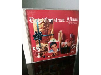 ELVIS PRESLEY - Christmas Album CD