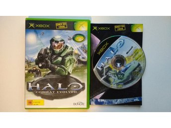 Xbox: HALO: Combat Evolved