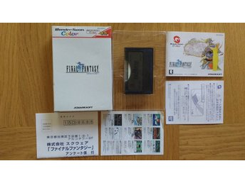 Wonderswan Color: Final Fantasy