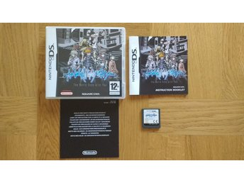 Nintendo DS: The World Ends With You