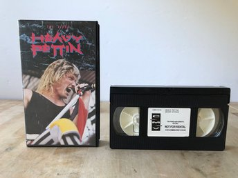 Heavy Pettin - The Video - VHS