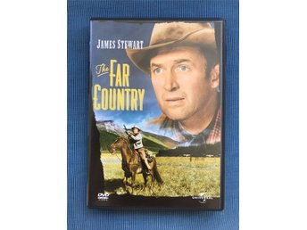 James Stewart - Far country - Svensk text