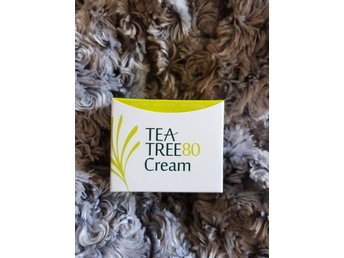 Leegeehaam Tea Trea cream 50 ml NY oöppnad