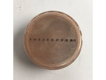 Sheer Cover, Bronzer, Lip-to-Lid Highlighter, 1g
