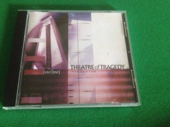 Theatre of Tragedy - Machine / cd-ep.