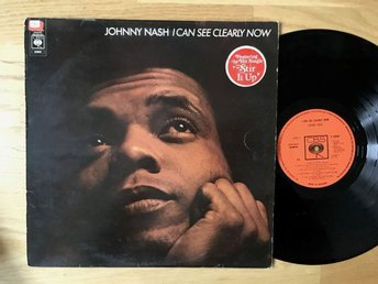Johnny Nash	I Can See Clearly Now