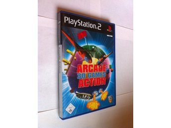 PS2: Arcade Action 30 Games